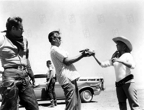 Weites Land : Bild Charlton Heston, Jean Simmons, Stewart Granger
