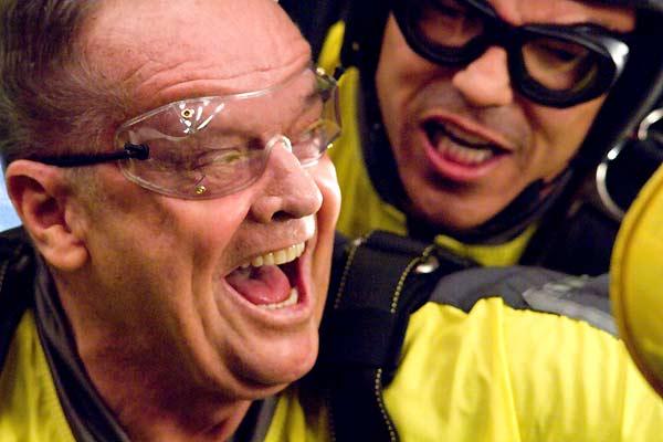 Das Beste kommt zum Schluss : Bild Ian Anthony Dale, Jack Nicholson, Rob Reiner
