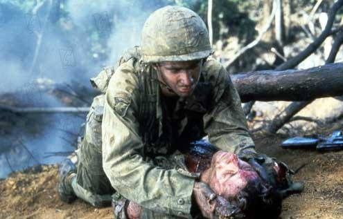 Hamburger Hill : Bild Dylan McDermott, John Irving