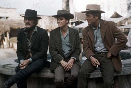 Zwei Banditen - Butch Cassidy and the Sundance Kid : Bild George Roy Hill, Paul Newman, Robert Redford