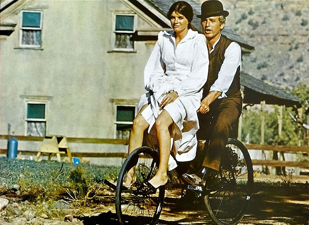 Zwei Banditen - Butch Cassidy and the Sundance Kid : Bild