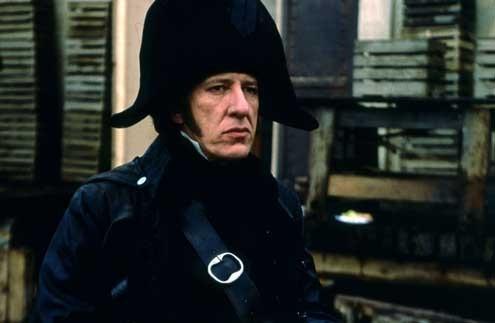 Les Misérables : Bild Bille August, Geoffrey Rush