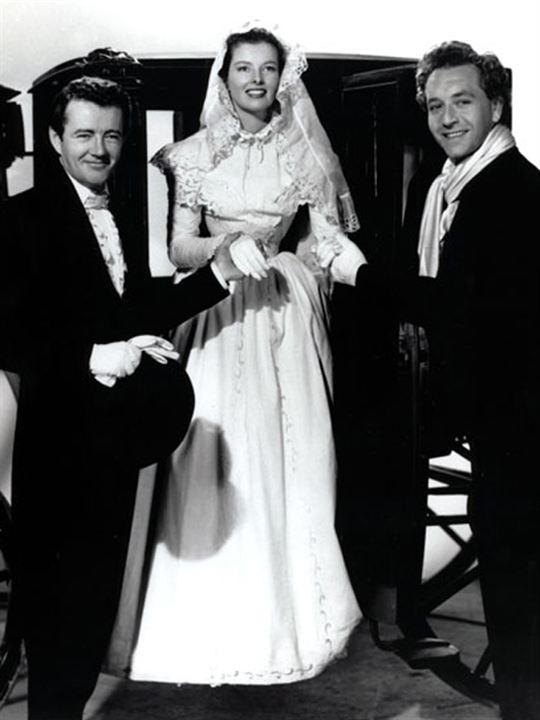Clara Schumanns große Liebe : Bild Clarence Brown, Katharine Hepburn, Robert Walker
