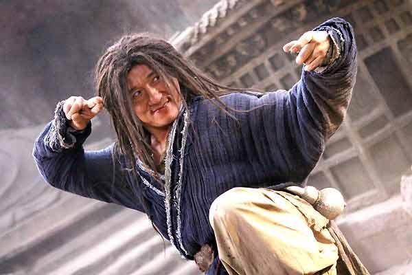 Forbidden Kingdom : Bild Jackie Chan