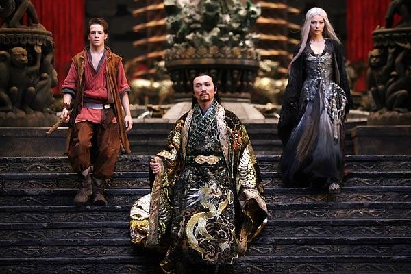 Bild zu Bingbing Li - Forbidden Kingdom : Bild Bingbing Li ...