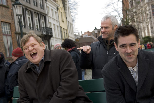 Brügge sehen... und sterben? : Bild Brendan Gleeson, Colin Farrell, Martin McDonagh