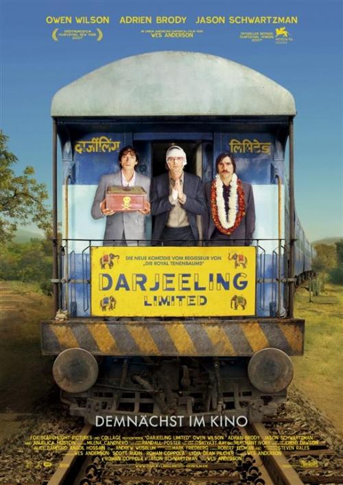 Darjeeling Limited : poster