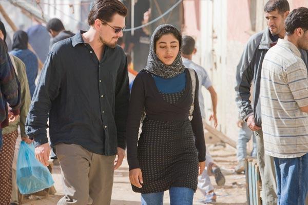 Der Mann, der niemals lebte : Bild Golshifteh Farahani, Leonardo DiCaprio
