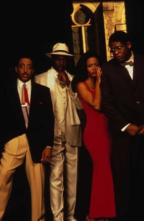 Harlem Action : Bild Bill Duke, Forest Whitaker, Gregory Hines, Robin Givens