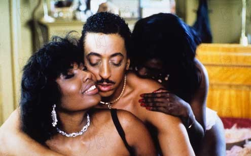 Harlem Action : Bild Bill Duke, Gregory Hines
