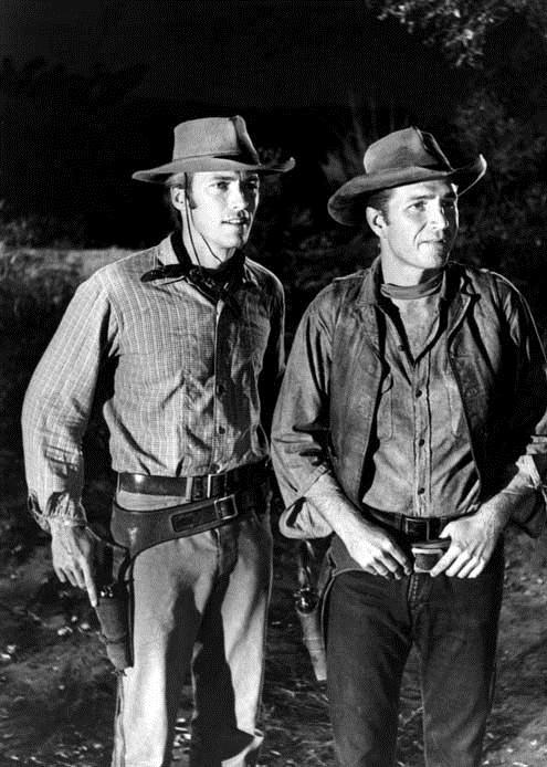 Bild Clint Eastwood, Eric Fleming