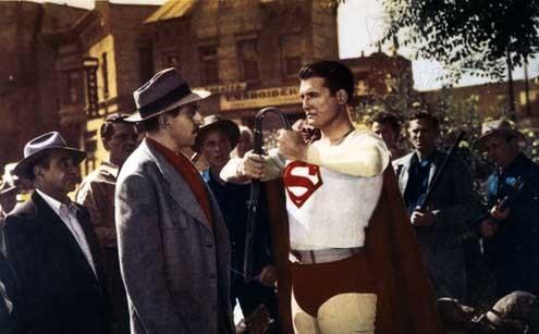 Superman And The Mole-Men : Bild George Reeves, Lee Sholem