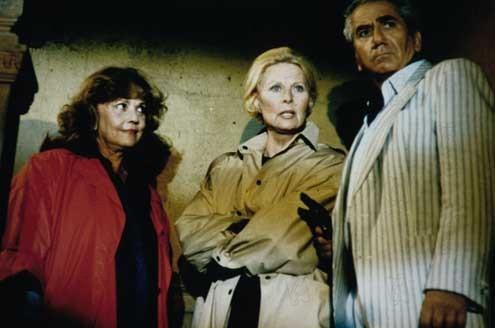 Bild Daniel Gélin, Michel Boisrond, Michèle Morgan