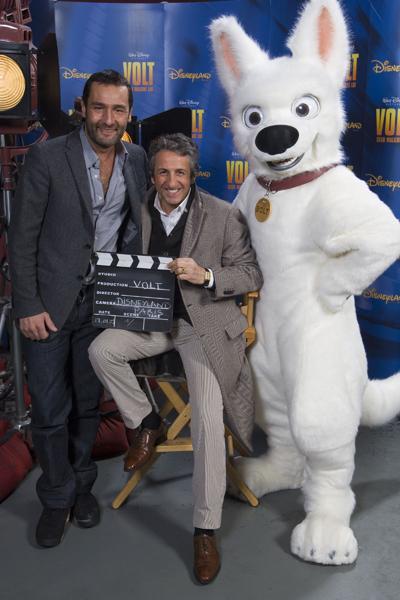 Bolt - Ein Hund für alle Fälle : Bild Chris Williams, Gilles Lellouche, Richard Anconina