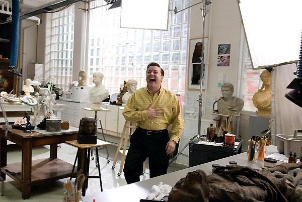 Wen die Geister lieben : photo David Koepp, Ricky Gervais