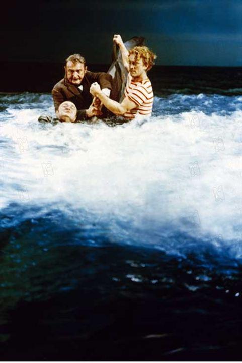 20.000 Meilen unter dem Meer : Bild Kirk Douglas, Richard Fleischer