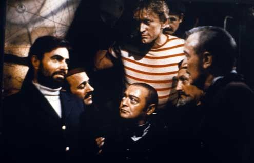 20.000 Meilen unter dem Meer : Bild James Mason, Kirk Douglas, Peter Lorre, Richard Fleischer