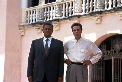 Das Gesetz der Mafia : Bild Christopher Walken, Roger Hanin
