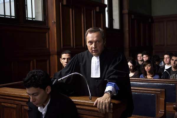 Legal Aid : Bild Hannelore Cayre, Jean-Philippe Écoffey, Roschdy Zem