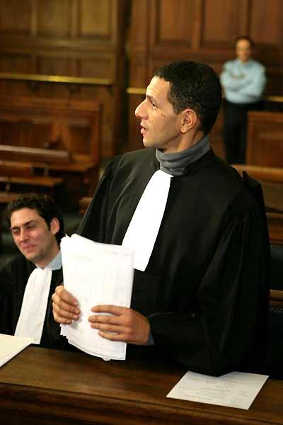 Legal Aid : Bild Hannelore Cayre, Roschdy Zem