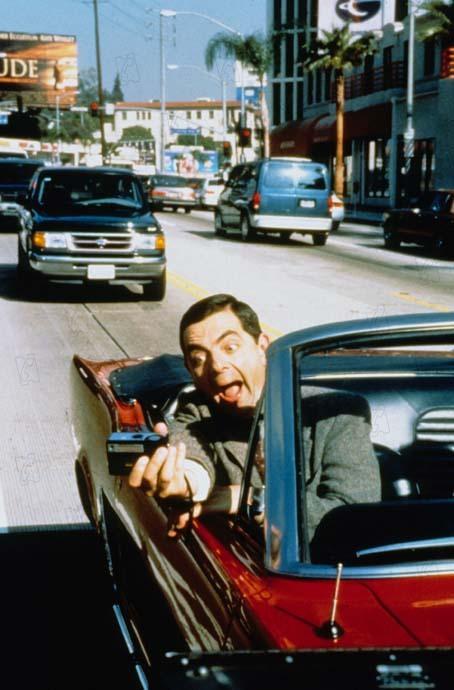 Bean - Der ultimative Katastrophenfilm : Bild Rowan Atkinson