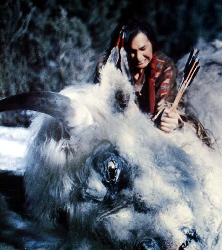 Der weiße Büffel : Bild Jack Lee Thompson