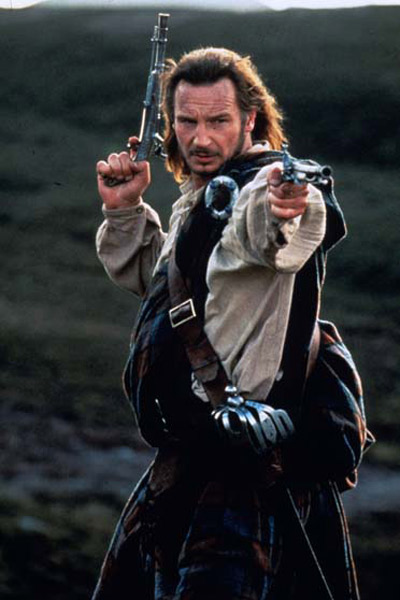 Rob Roy: Michael Caton-Jones, Liam Neeson