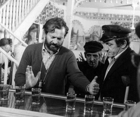 Die Rum-Straße : Bild Lino Ventura, Robert Enrico