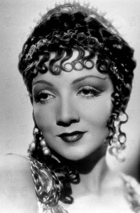 Cleopatra : Bild Cecil B. DeMille, Claudette Colbert