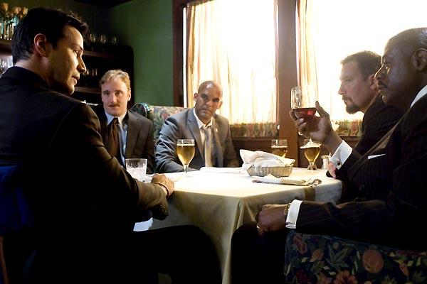 Street Kings : Bild Amaury Nolasco, Forest Whitaker, Jay Mohr, Keanu Reeves