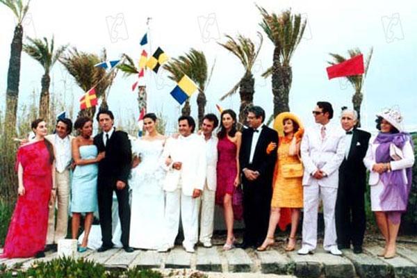 Bild Amira Casar, Aure Atika, Bruno Solo, Elisa Tovati, Enrico Macias