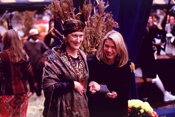 Familiensache : Bild Carl Franklin, Meryl Streep, Renée Zellweger