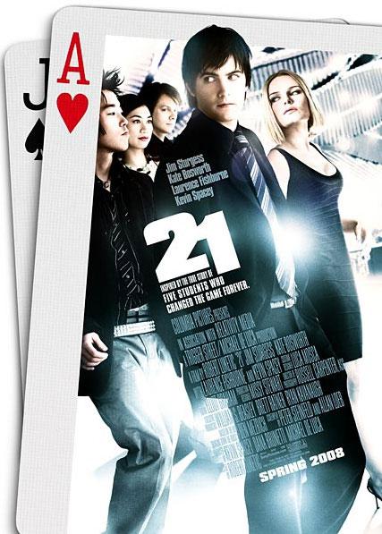 21 : Kinoposter