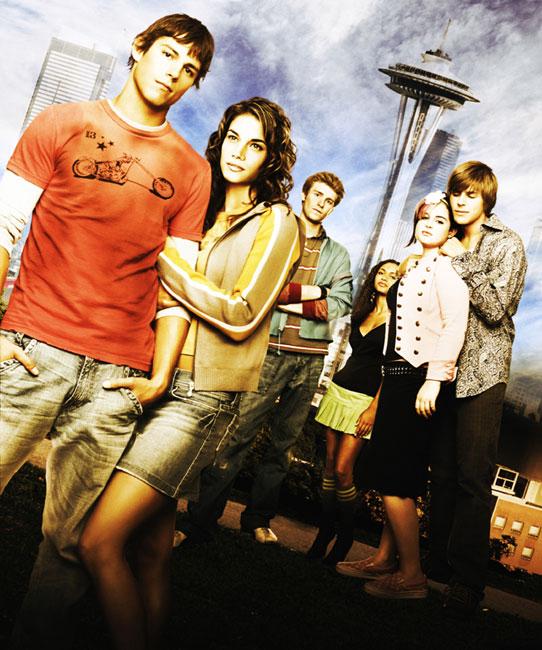 Bild Chris Lowell, Jessica Lucas, Jon Foster, Kelly Osbourne, Missy Peregrym