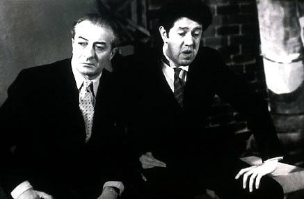 Bild André Berthomieu, Jules Berry, Michel Simon