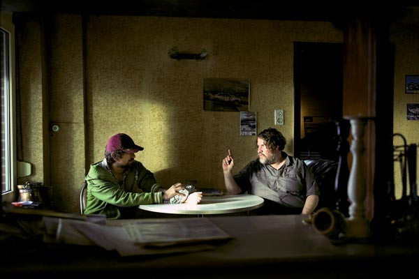 Eldorado : Bild Bouli Lanners, Fabrice Adde