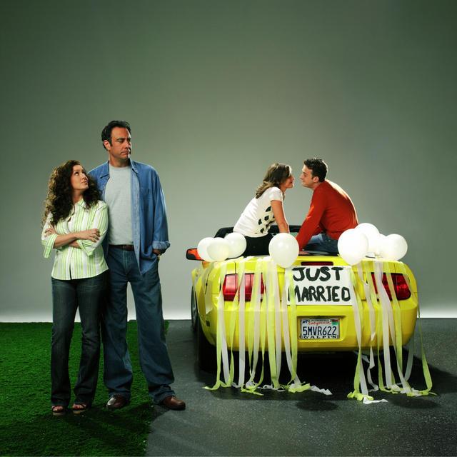 Ehe ist ... : Bild Brad Garrett, Eddie Kaye Thomas, Joely Fisher, Kat Foster