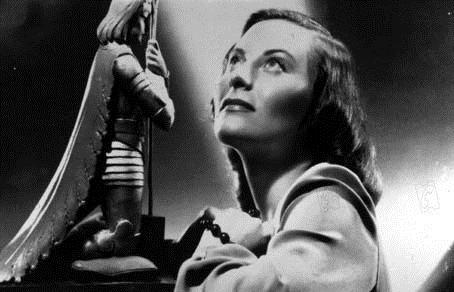 Bild Michèle Morgan, Robert Stevenson