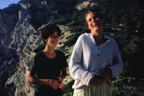 Eine Frau mit 15 : Bild Judith Godrèche, Melvil Poupaud
