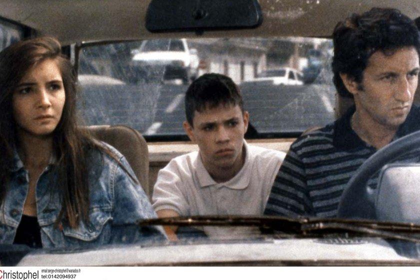 Der kleine Gangster : Bild Clotilde Courau, Gérald Thomassin, Richard Anconina
