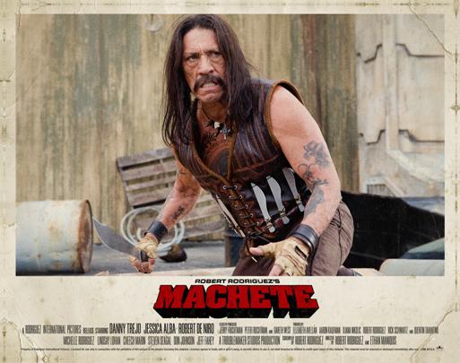 Machete : Kinoposter