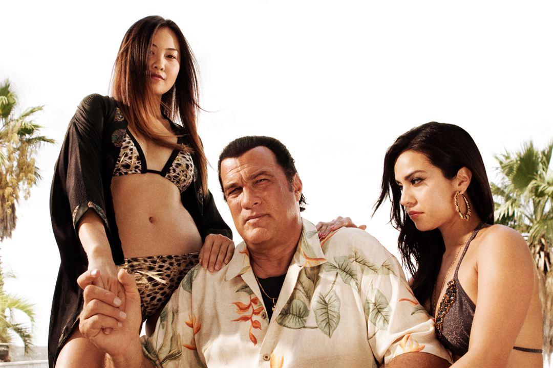 Machete : Bild Cheryl Chin, Ethan Maniquis, Steven Seagal, Tina Rodriguez