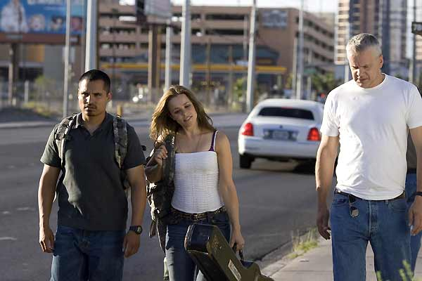 The Lucky Ones : Bild Michael Peña, Rachel McAdams, Tim Robbins