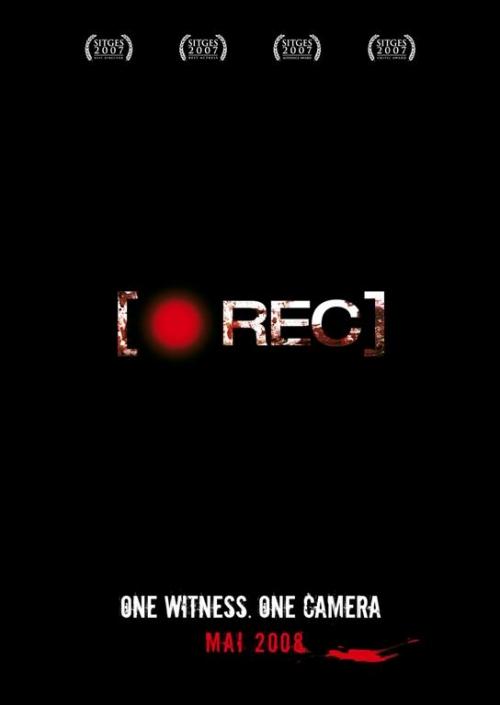 [REC] : Kinoposter
