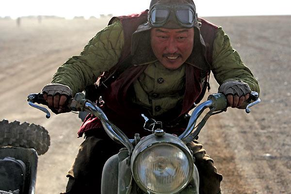 The Good, The Bad, The Weird : Bild Song Kang-Ho