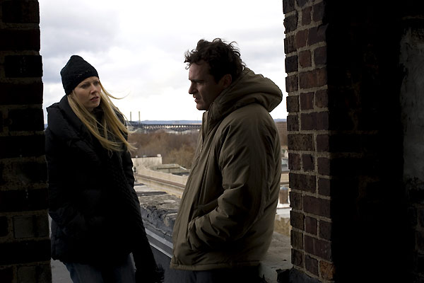 Two Lovers : Bild Gwyneth Paltrow, James Gray, Joaquin Phoenix