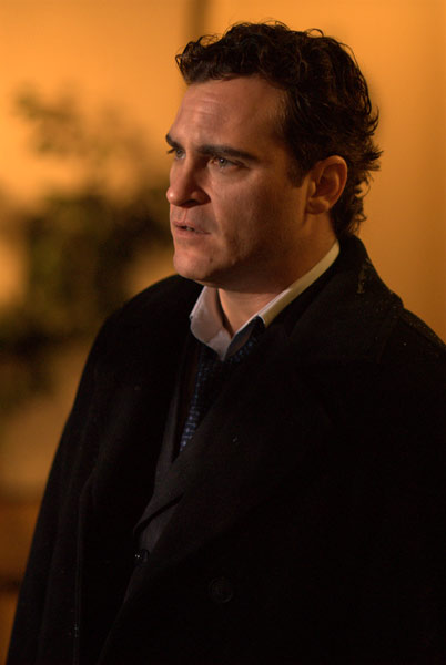 Two Lovers : Bild James Gray, Joaquin Phoenix
