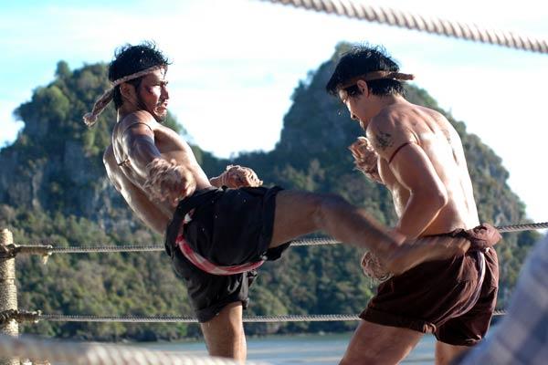 Muay Thai Chaiya : Bild Kongkiat Khomsiri