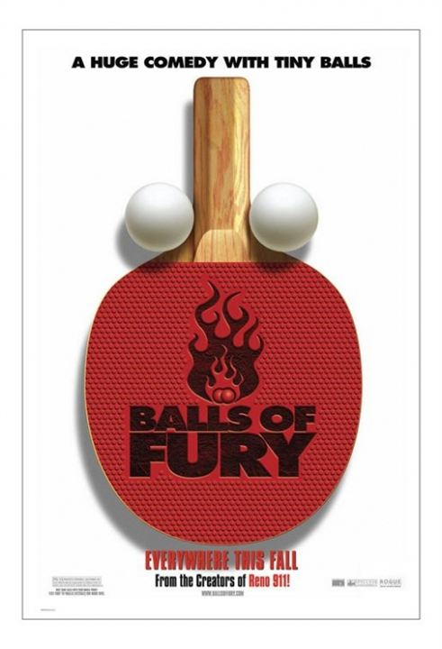 Balls of Fury : poster