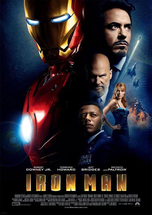 Iron Man : Kinoposter